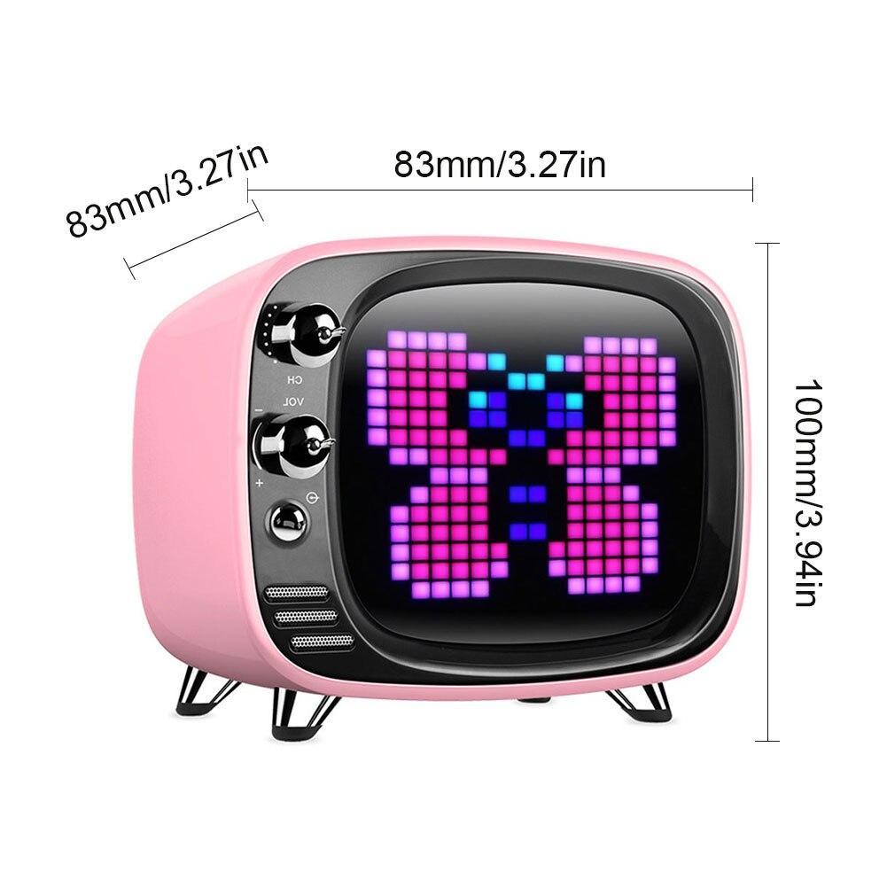 Wireless Bluetooth Mini Alarm Clock 1