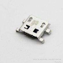 10pcs/lot USB Charging Port Connectors for Oppo Find 5 for Huawei Ascend II 2(China)