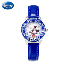 Disney cartoon watch women watches kids quartz wristwatch child boy clock girl gift relogio infantil reloj ninos montre enfant(China)