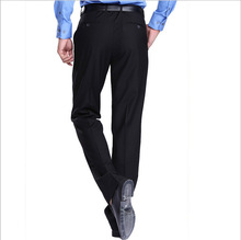 Restaurant Chef Uniform for Men Pants Kitchen Trouser Chef Uniforms for Men Chef Pants Working Clothes(China)