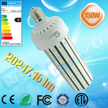 400W HID/MH LED Retrofit light bulbs 150W high bay fixture replacement E39 base 5500k