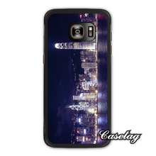 Hong Kong Night City Phone Case For Samsung Galaxy S8 S7 S6 Edge Plus S5 S4 S3 Mini Active Note 5 4 3