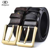 RADYMAN designer belts men high quality Belts man famous brand Harness women brand name belt for trousers male genuine leather