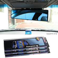 Wide range rearview mirror / 300mm Blue Mirror / To expand the field of vision Truck Mirror