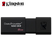 Kingston DataTraveler USB Flash Drives 64GB 128GB Pen Drive 8GB USB 3.0 high speed PenDrives 32GB  Mini Personality USB Stick