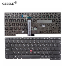GZEELE laptop Keyboard for LENOVO FOR IBM FOR ThinkPad X1 Helix 04Y0077 with pointing stick RU layout black notebook keyboard(China)