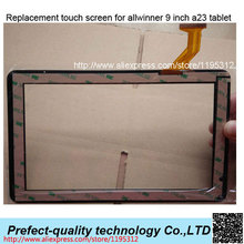 CZY6802B01-FPC CZY6802B01 Capacitive touch screen Panel digitizer Glass for 9 inch A23 A33 Tablet PC MID