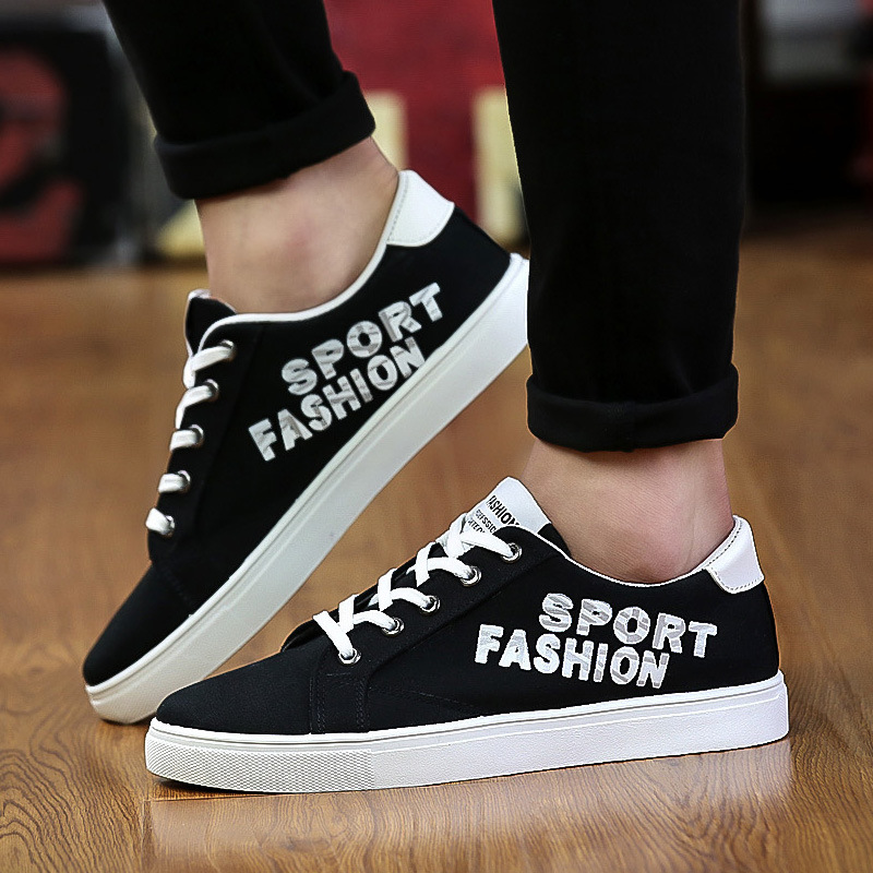 Autumn New Men Canvas Students With  shoes.WFMY-7607<br><br>Aliexpress