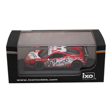 IXO 1:43 F458 Quebec FXDD #69 of Philadelphia Diecast Models Toys For Collectors Cars(China)