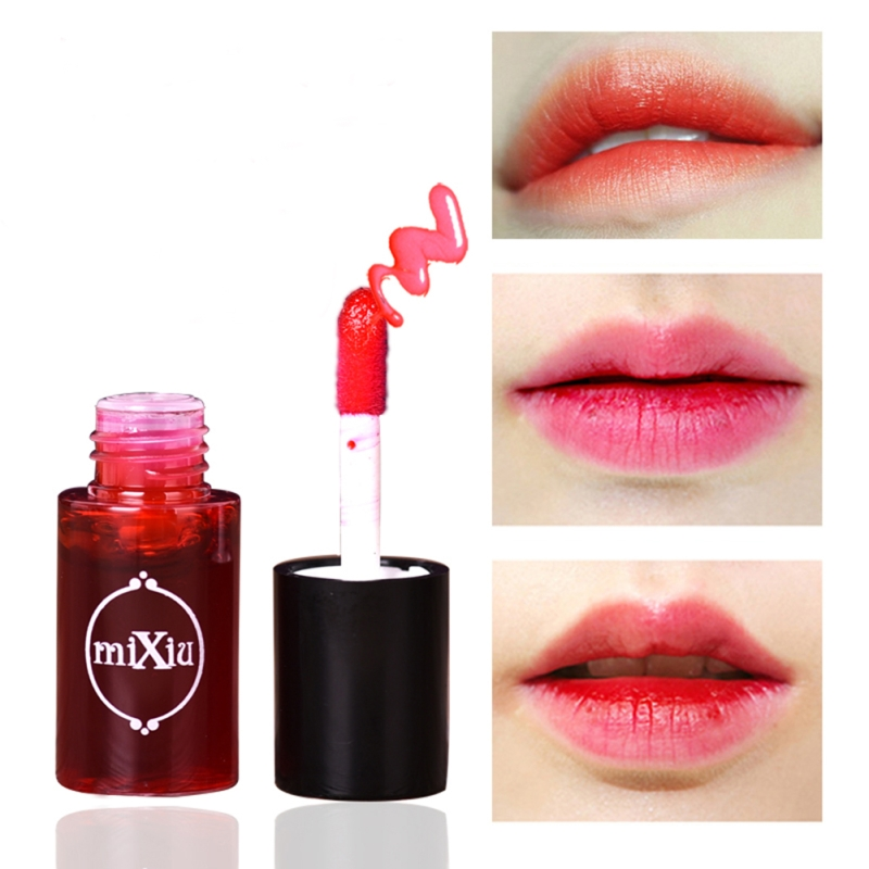 Liquid Lipstick Blusher Maquiagem Lip Tint Dyeing Waterproof Makeup Lip Sense Beauty Makeup Korean Cosmetics Liquid Lip Glos(China)