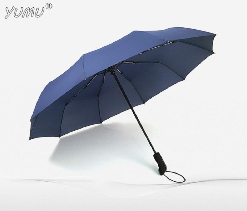 23\'\' Umbrella Sunny Rain Umbrellas Automatic Creative Umbrella Men ...