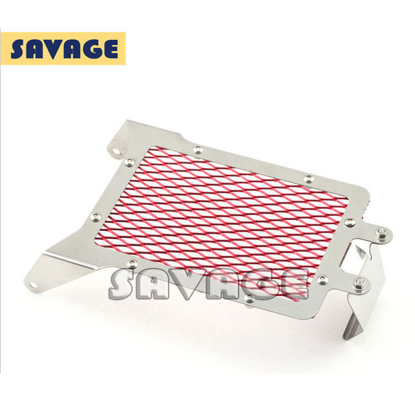 For DUCATI Monster 796 2010-2015 11 12 13 14 Motorcycle Radiator Grille Guard Cover Protector Fuel Tank Protection Net<br>