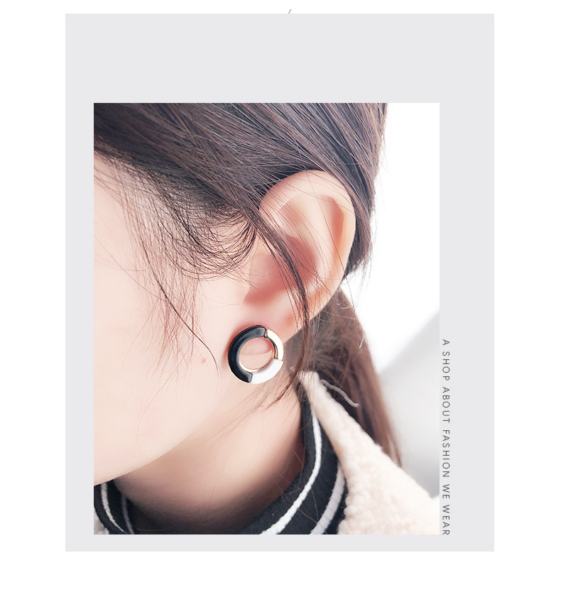 Trendy femmes acétate Acrylique Creux en Forme Carrée Dangle Drop Boucles D/'oreille Bijoux