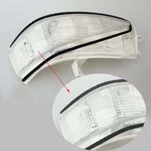 Free Shipping Rearview Mirror LED Left & Right Turn Signal Light Flasher FOR HONDA CIVIC FA1 2006 2007 2008 2009 2010 2011