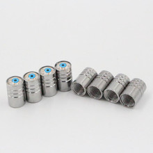 4pcs/Bag Tire Air Valve Cap Tyres Wheel Dust Stems caps Bolt in Type Ventil Valve for Auto Car Truck Motorcycle for car styling
