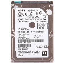 "HGST 2.5"" HDD 1TB 5400RPM (1000GB) Internal Laptop Hard Drives disk SATAIII 1t  for Notebook HTS541010B7E610 7mm"