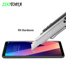 Buy 9H Hardness 3D Curved Preminum Tempered Glass Film LG V30 Full Coverage Explosion-Proof Sensitive Screen Protector Film for $2.51 in AliExpress store