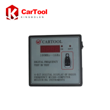 2017 New Arrival CARTOOL Car IR Infrared Remote Key Frequency Tester (Frequency Range 100-1000MHZ) Free Shipping