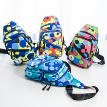 new women nylon camouflage Messenger Bag women men shoulder bags fashion leisure girls big purses for college students