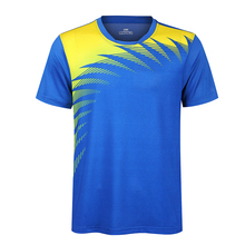 New Badminton shirt Women/Men, sports badminton shirt, Table Tennis shirt , Tennis wear shirt print name 5063