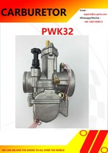Top quality PWK32 motorcycle Carburetor factory price China Ama MK2 carb 32mm Triump for BSA JRC T140 GY6 250cc racing(China)