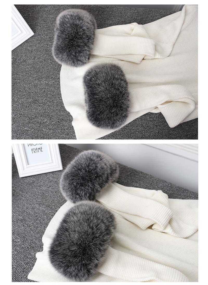 fox fur cuff 8 1
