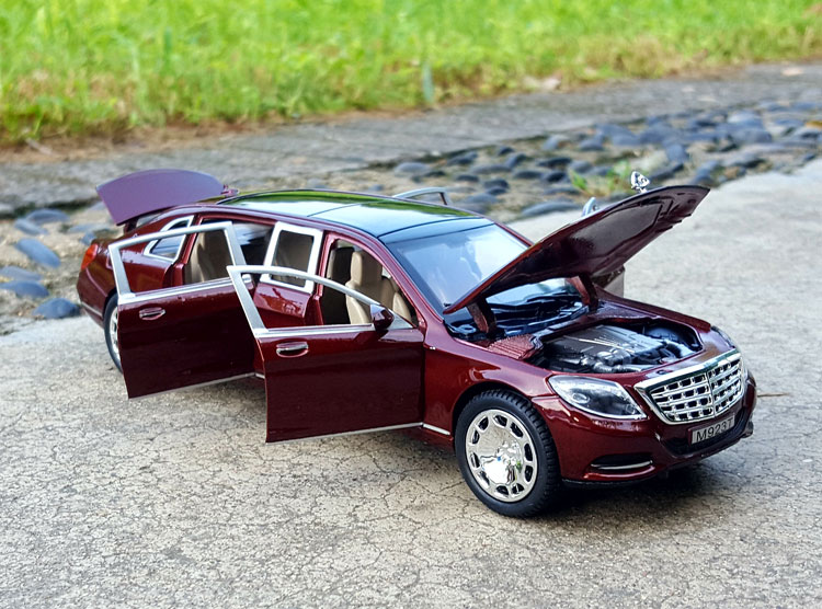 124 XLG TheBenz Maybach S600 Extended (15)