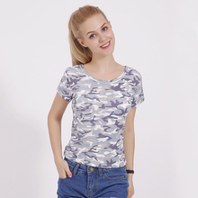 Buy Women casual crop tops 2017 summer loose soft short t shirt camiseta female o-neck sexy blusas short sleeve print tees shirts for $6.52 in AliExpress store