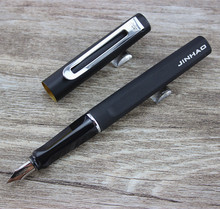 Jinhao High quality matte black design - the best design Fountain Pen  for the of the school enterprise