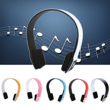 Vococal Stereo Bluetooth V3.0 Headset Earphone Headphone for iPhone 8 7 6 5 5C 5S 4S 4 Samsung Galaxy S4 S3 Note 3 2 HTC Phone