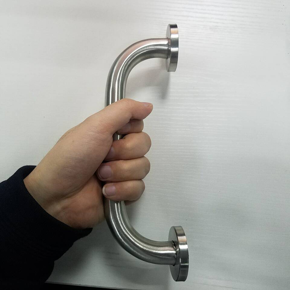 Stainless Steel Bathroom Shower Tub Hand Grip Safety Toilet Support Rail Disability Aid Grab Bar Handle  Towel Rack