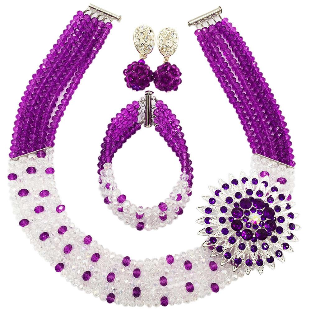 Purple Transparent