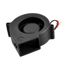 GTFS-75mm x 30mm DC 12V 0.36A 2Pin Computer PC Blower Cooling Fan
