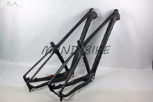 29er  Bike Frame of Carbon Fiber Bike Frame Road Bike Mtb Bike Cycling ,size15/17/19,cube frame
