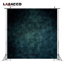 Laeacco Grunge Gradient Texture Dark Portrait Baby Photography Backgrounds Vinyl Custom Camera Photo Backdrops For Photo Studio(China)