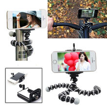 MIni Medium Large Octopus Flexible Tripod Stand Gorillapod for Gopro Hero 5 4 3 sj40/Camera Digital DV Canon Nikon Mobile Phone