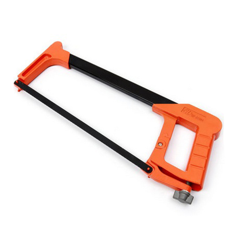 2017 Free Shipping High Quality 12 inch Aluminum alloy square tube saw frame Hacksaw Frame bow saw frame portable hand tools<br><br>Aliexpress