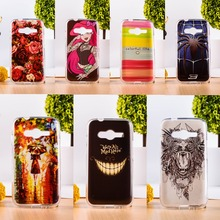 Soft TPU Phone Cases For Samsung Galaxy ACE 4 NXT G313 G313H  G313H Ace 4 Lite SM-G313H Neo Case Silicon Back Cover Shell Skins