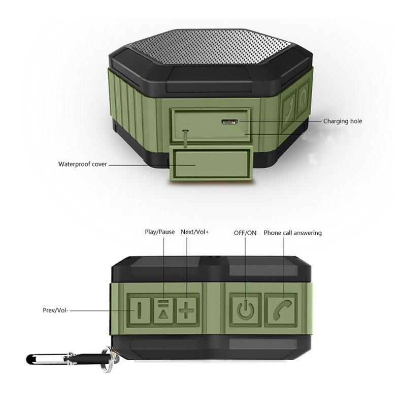 14 caixa de som portatil