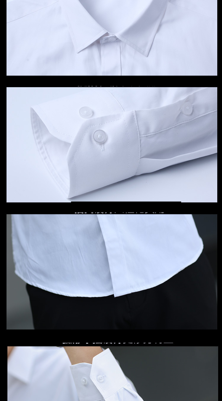 Brand New Cotton Breathable Business Casual shirts Fashion Short Sleeve Male Tops Tee Fashion Stand Down Collar shirt ZT024 33