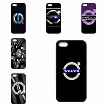 Volvo logo For Apple iPhone 4 4S 5 5C SE 6 6S Plus 4.7 5.5 iPod Touch 4 5 6 case Accessories