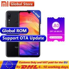 "Global ROM Xiaomi Redmi Note 7 4GB 64GB Telephone Snapdragon 660 Octa Core 4000mAh 6.3"" 2340*1080 48+13MP Camera Smartphone(China)"