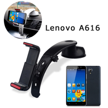 3 in 1 Automobile Air-Conditioning Outlet Cellular Phone Support Car Navigator Bracket Suitable For Lenovo A616
