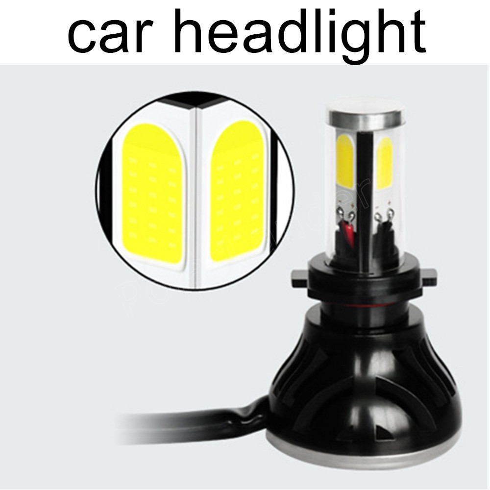 2X40W new arrival Auto Led Headlight Car Light Lamp Bulb  8000Lm White 880 881 5202 H16 H1 H3 H7 H8 H9 H11 H10 HB3 9005 HB4 9006<br>