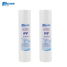 "High Quality! REVERSE OSMOSIS System Prefilter ,10"" x 2.5"" Sediment Whole House Water Filter Cartridges 20 micron (2pcs/lot)"