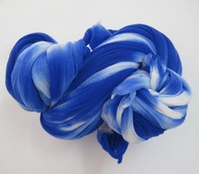 1.5m Double color Silk Flower/Nylon Flower Stocking Making Diy Silk Flower Accessories For DIY 004008002.21