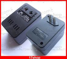 1PCS AC 220V TO 110V 100W Power Charger Travel Voltage Converter Transformer