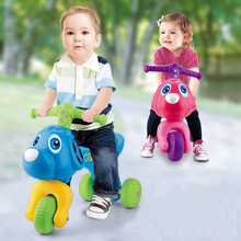 Baby Toddler Children Bicycle Cart Children 1-2-3 Years Old Baby Ride On Infant Toys Bike Tricycle Kids