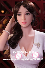 KNETSCH 158cm real silicone sex doll male adult sexy toys life size big breast ass vagina pussy Lifelike love doll for men(China)