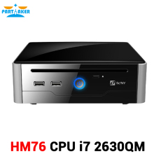 2015 cheap mini server computer with Intel Quad Core i7 2630QM 2.0Ghz 8 threads mini linux computer 8G RAM 64G SSD